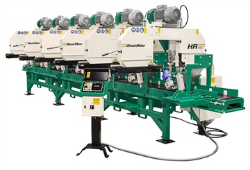 Resawing holds the key to higher productivity and bigger margins