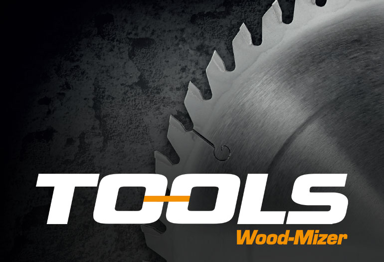 Wood-Mizer tooling range launched