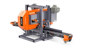 Resaw to the next level with Wood-Mizer TITAN's resaw range