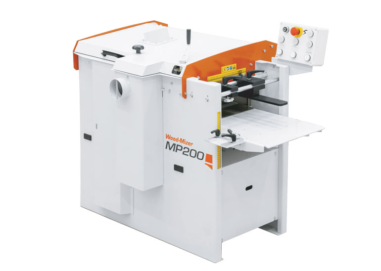 Wood-Mizer releases MP200 two-sided Planer Moulder - Wood