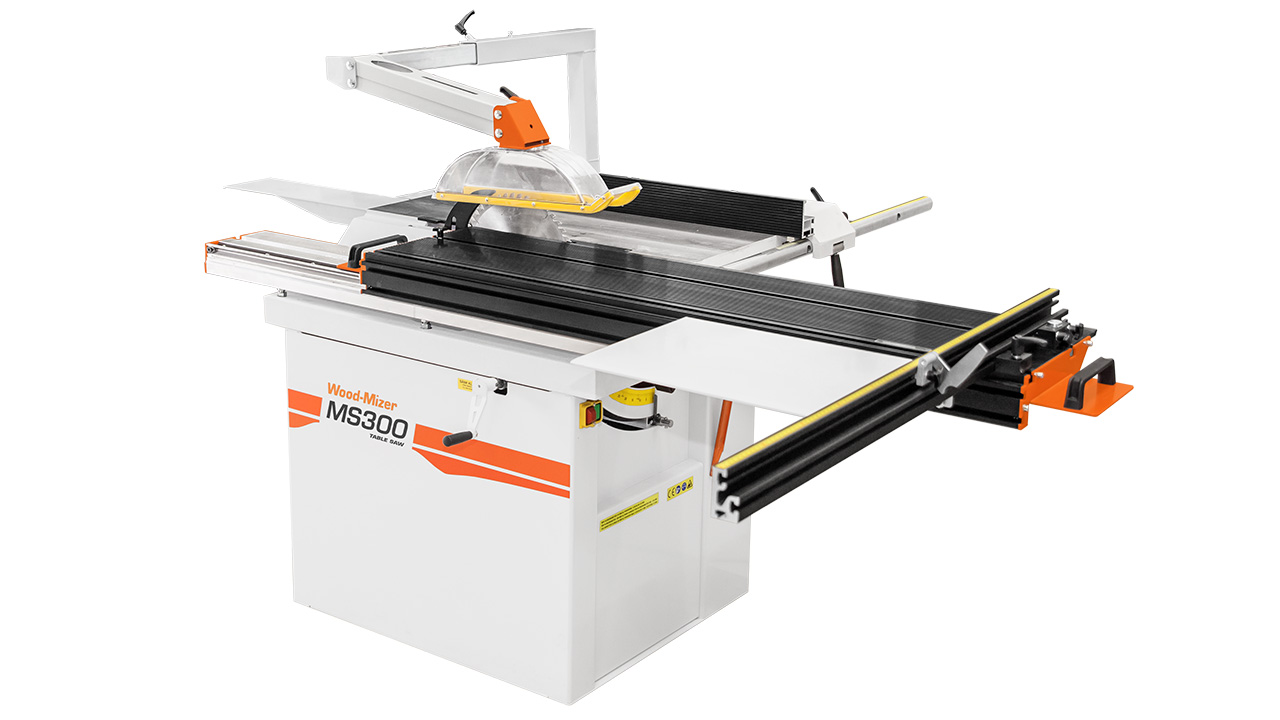MS300 Table saw | The well-balanced precision table saw with